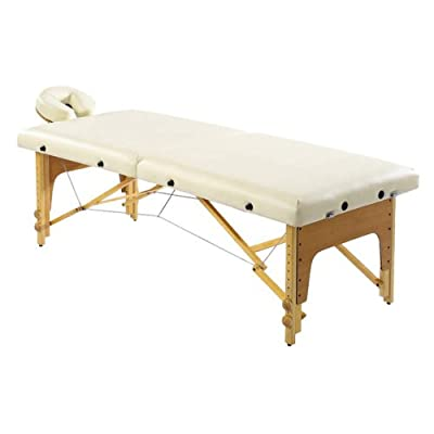 Body Balance System 4-Transducer Portable Harmonic Massage Table