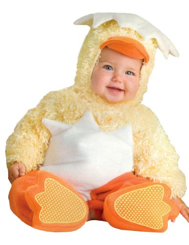 baby-girls - Lil Chickie Toddler Costume 18M-2T Halloween Costume