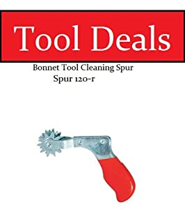 Buffing Pad Cleaning Tool from Tool Deals