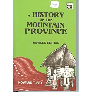 Amazon.com: History of the Mountain Province (9789711000363 ...