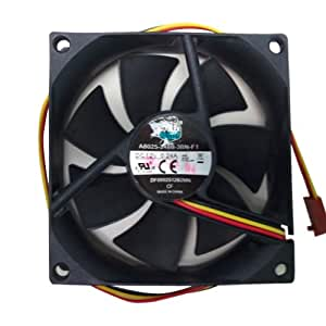 Cooler Master Dual Ball Bearing 80mm Cooling Fan for Computer Cases and CPU Coolers