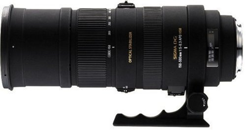 Sigma 150-500mm f5-6.3 APO DG OS HSM for Nikon Digital and Film SLR Cameras