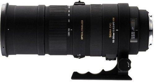 Sigma 150-500mm f/5-6.3 AF APO DG OS HSM Telephoto