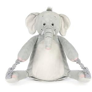 Bobo 3 en 1 - Sac à dos, oreiller, couverture - Lulla l'elephant