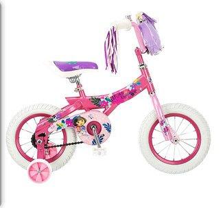 Nickelodeon Dora The Explorer 12 Girls Bike