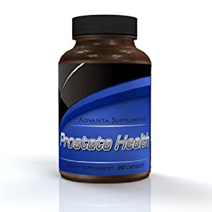 Prostate Health - All Natural Prostate Supplement to Support Prostate Function, 90 capsules
