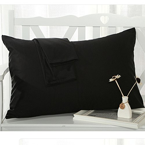 Why Should You Buy YAROO Pillowcase, Genuine Egyptian Cotton 300 Thread Count Queen 2-Piece Pillow c...