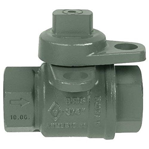 Gas Range Shut Off Valve front-341614