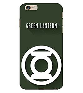 TOUCHNER (TN) Shield Back Case Cover for Apple iPhone 6 Plus