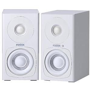 【Amazon.co.jp限定】FOSTEX パーソナル・アクティブスピーカー・システム PM0.3(AW)