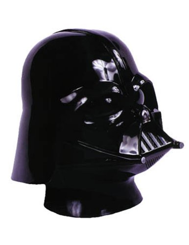 Scary-Masks Darth Vader 2 Pc Mask Halloween Costume - Most Adults