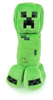 """Creeper ~7"""" Minecraft Hostile Mini-Plush Series"""