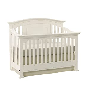 Amazon Com Munire Medford Convertible Crib White Baby
