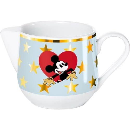 Disney Mickey Mouse   Milchkännchen aus Porzellan, Motiv Walk of