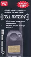 Antenna Signal Booster for Cell Phone and PDA