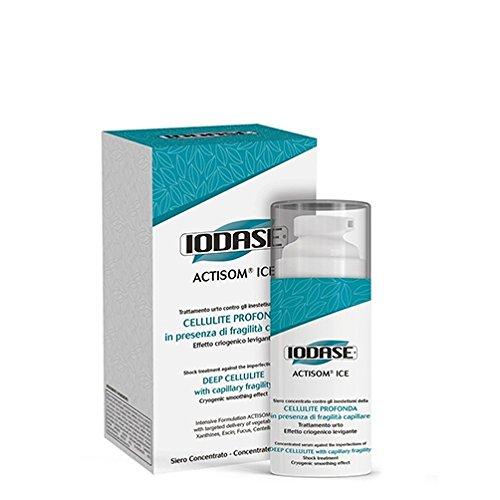 Iodase Actisom Ice Siero Concentrato Cellulite Profonda 100 ml