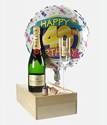 40th Birthday Ideas Gift Uk