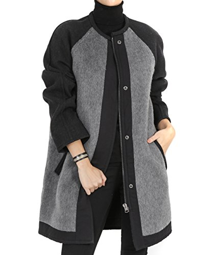 wiberlux-isabel-marant-womens-collarless-loose-mohair-coat-36-gray