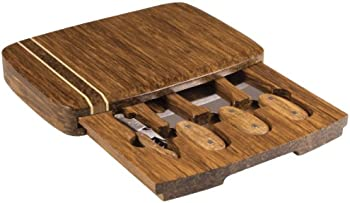Picnic Time Verano Bamboo Cheese Board