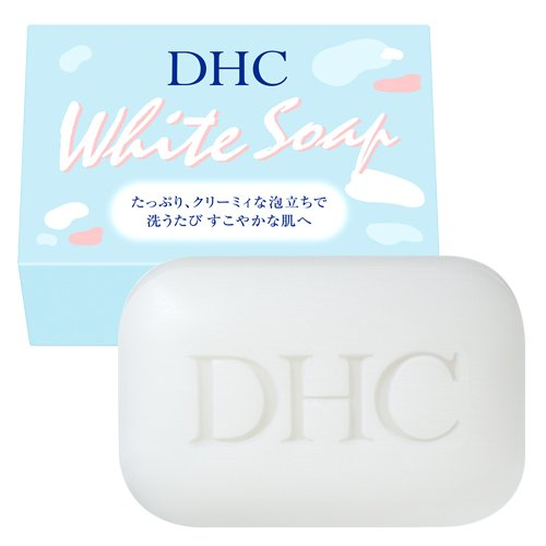 DHC White Soap