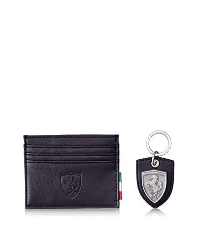 Puma Tarjetero Ferrari LS Package Negro