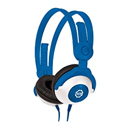 [Best price] Kids&#039 - Kidz Gear Wired Headphones For Kids - Blue - toys-games