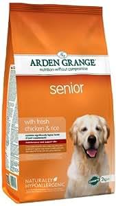 Arden Grange Senior Dog Food 12kg