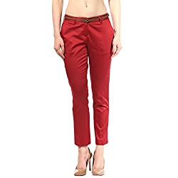 Annabelle by Pantaloons Women's Trouser_Size_36