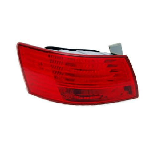 Oe Replacement Hyundai Sonata Driver Side Taillight Assembly Outer (Partslink Number Hy2804115)