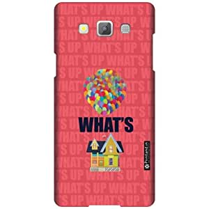 Printland Designer Back Cover For Samsung Galaxy A5 SM-A500GZKDINS/INU - Specked Cases Cover