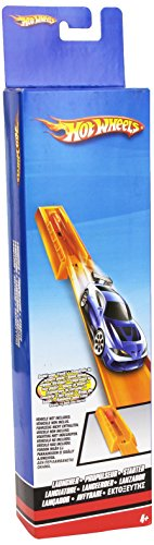 Hot Wheels Launcher Accessory Track Pack - 1