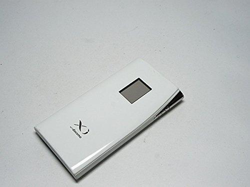 Xi」(クロッシィ)Xi対応モバイルWi-Fiルーター docomo L-09C ホワイト 白ロム