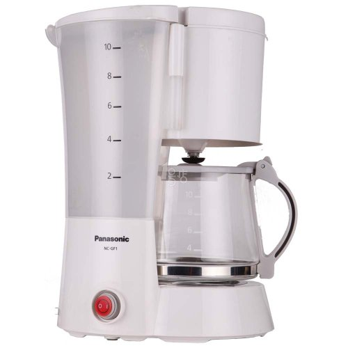 Panasonic NC-GF1 10-Cup Coffee Maker, 220 to 240-volt