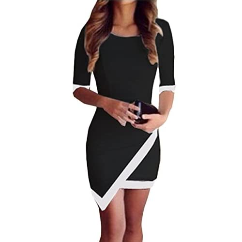 FINEJO Fashion Women Summer Bandage Bodycon Evening Sexy Party Cocktail Mini Dress