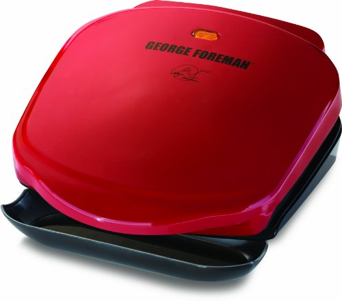 George Foreman Champ Grill, Red