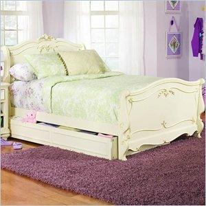 lea the bedroom people lea jessica mclintock romance kids wood sleigh