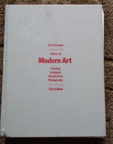 History Modern Art: Painting, Sculpture, Architecture, Photography.