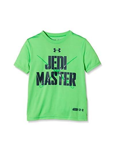 Under Armour Maglia Tecnica Ua Jedi Master T [Verde]