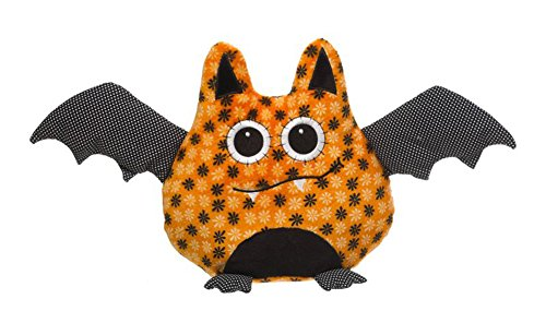 "8"" Bellapops Plush Bat - 1"