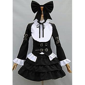 NARUTO0 Skirt Cosplay Costume Prince Kimono Princess Maid Pretty Dress Outfits