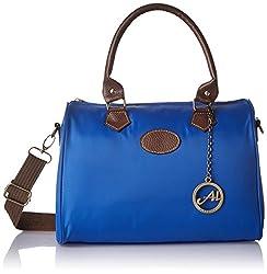 Alessia74 Women's Handbag (Blue) (TY023C)