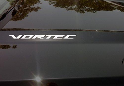 Vortec Hood Cowl Vinyl Decal Emblem Chevy Silverado GMC Sierra Avalanche