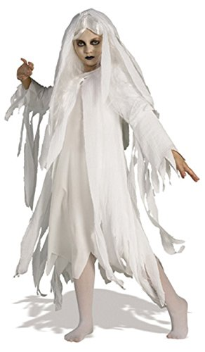 Big Girls' Ghostly Spirit Costume