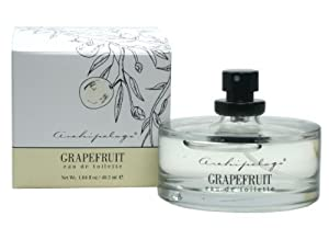 Archipelago Botanicals - Grapefruit Eau de Toilette