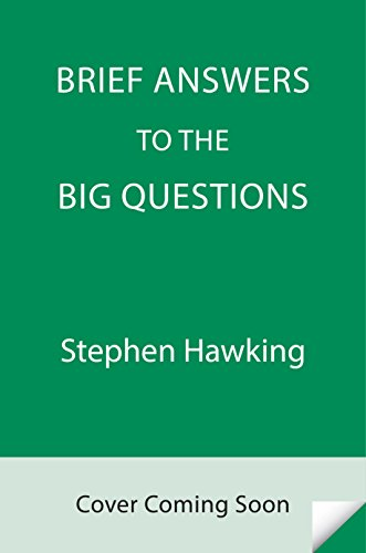 Brief Answers to the Big Questions [Hawking, Stephen] (Tapa Dura)