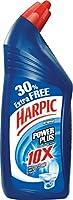 Harpic Power Plus Original Disinfectant Toilet Cleaner - 650 ml (500 ml+ 30 % free)