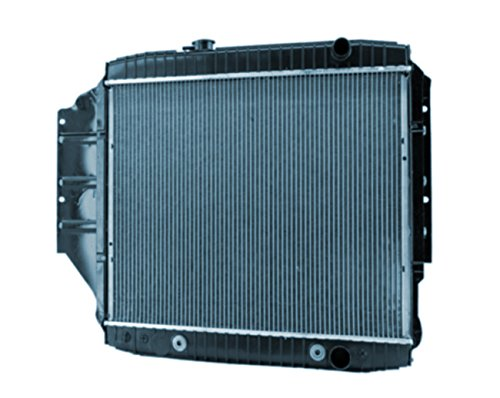 Radiator In Stock Fast 92-96 Ford E-350 Econoline Club Wagon Van L6 4.9L 6CYL Brand New (Engine Ford Van 350 compare prices)