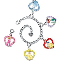 CHARM IT! 5 Disney Princesses & Charm Bracelet Boxed Set