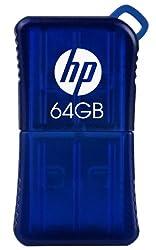 HP 64GB HP v165w USB Flash Drive (P-FD64GHP165-GE)