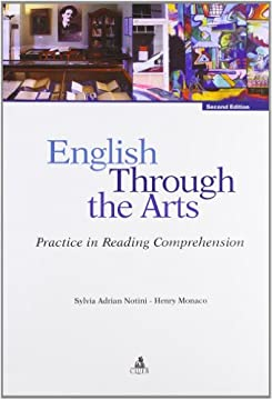Cover English through the arts. Practice in reading comprehension